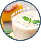sweet and soothing smoothie