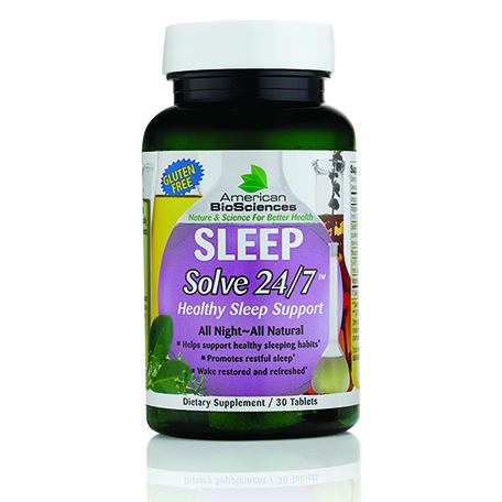 This natural sleep aid for adults can help you get to sleep and stay asleep.