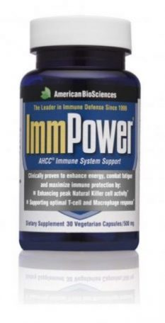 ImmPower - AHCC