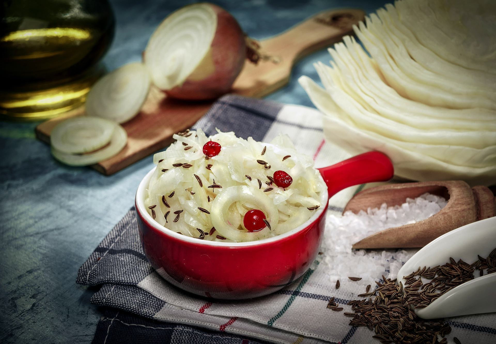 immune support fermented foods