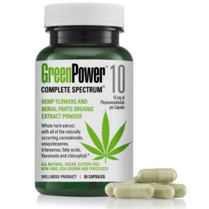 GreenPower 10