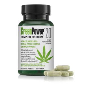 GreenPower 20